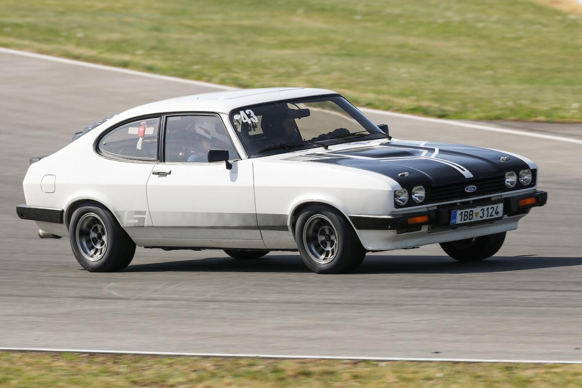 Ford Capri 3 1 S Enginne Authorised Distributor Of Mark Andy And Reseller Of Czech Machines