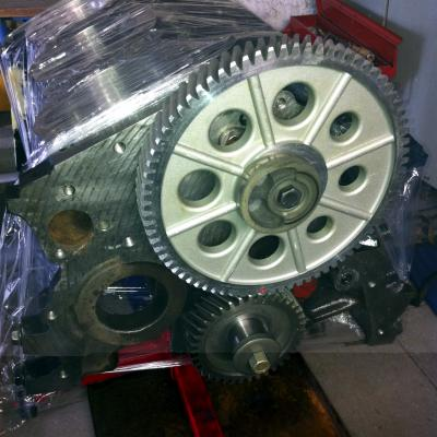 aluminium timing gear